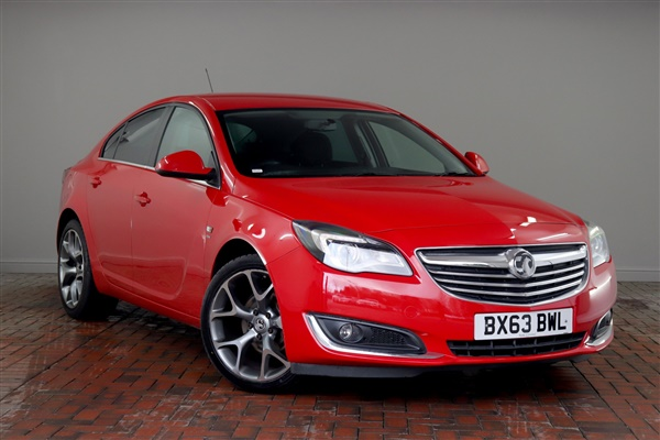 Vauxhall Insignia 1.8i VVT SRi [18 Alloys, Dab Radio] 5dr
