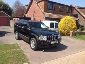Jeep Grand Cherokee  in Emsworth | Friday-Ad