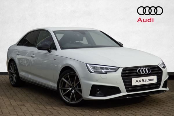 Audi A4 Audi A4 Black Edition 40 TDI 1 Automatic