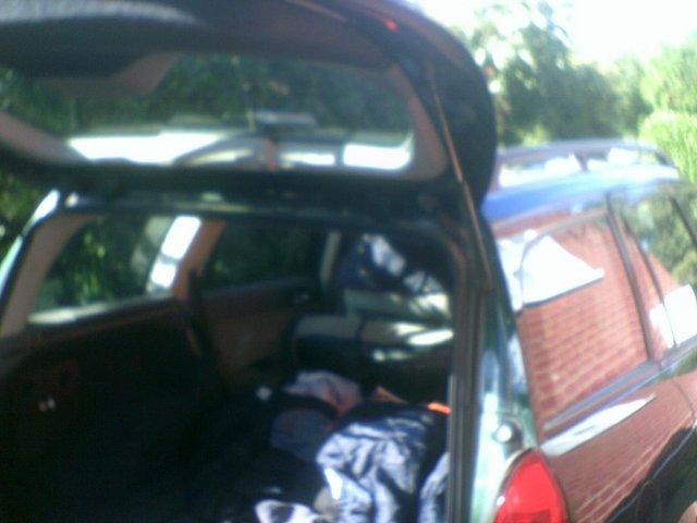 Vauxhall Astra,  (V) Green Estate, Manual Petrol,