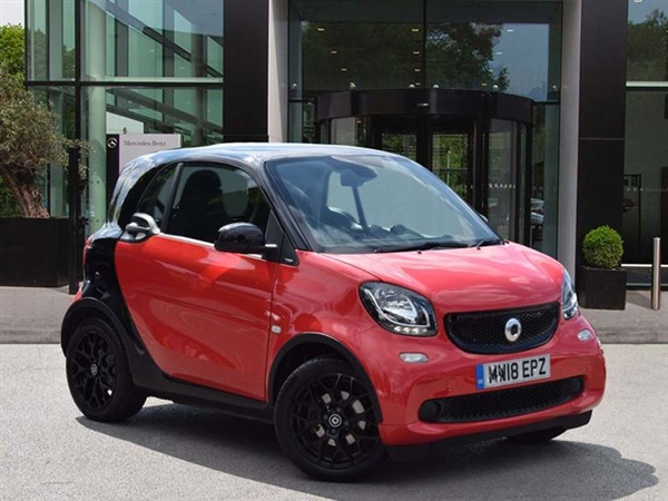 Smart Fortwo 0.9 Turbo Prime Sport Premium 2dr City-Car
