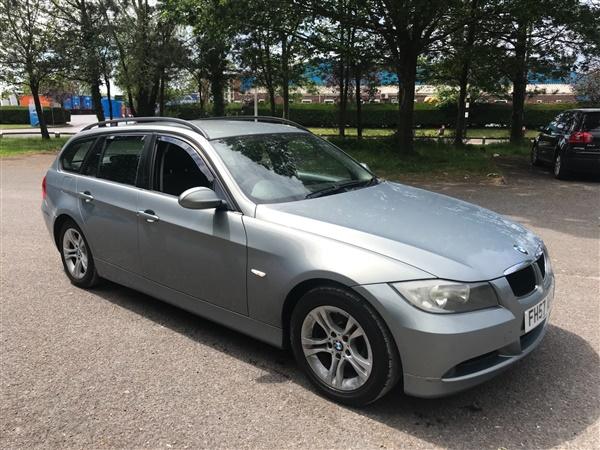 BMW 3 Series 318d ES [dr
