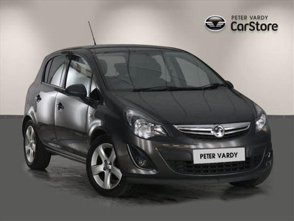 Vauxhall Corsa 1.4 SXi 5dr [AC] 1.4 SXi 5dr [AC]
