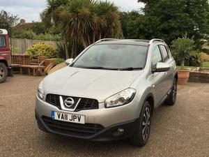 Nissan Qashqai  N-Tec Auto 4x4 in Hailsham | Friday-Ad