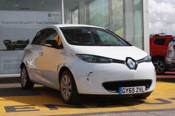 Renault Zoe Renault Zoe Hatchback 65kW Dynamique Nav 22kWh