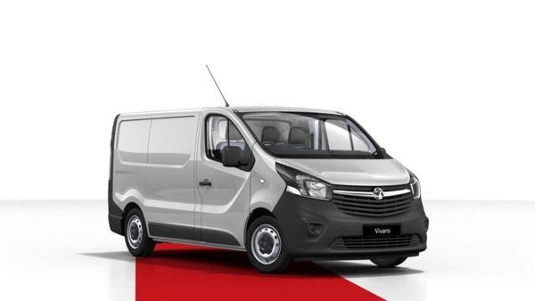 Vauxhall Vivaro CDTI 120PS H1 Van Panel Van