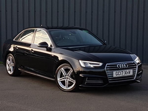 Audi A4 1.4T FSI S Line 4dr [Leather/Alc]