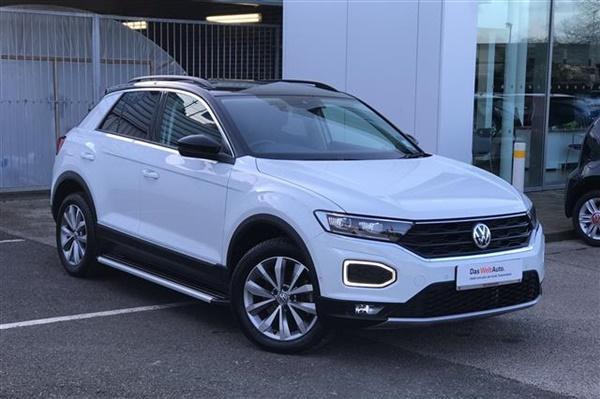 Volkswagen T-Roc 1.5 Tsi Evo Design 5Dr