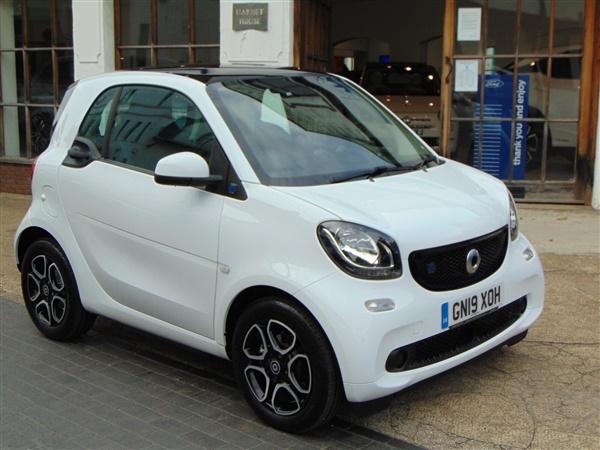 Smart Fortwo 60kW EQ Prime Premium 17kWh 2dr Auto City-Car
